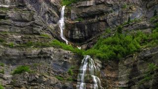 Bridal Veil Falls in Provo, Utah 3