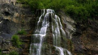 Bridal Veil Falls in Provo, Utah 4