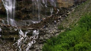 Bridal Veil Falls in Provo, Utah 5