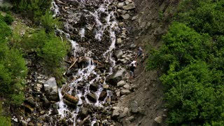 Bridal Veil Falls in Provo, Utah 7