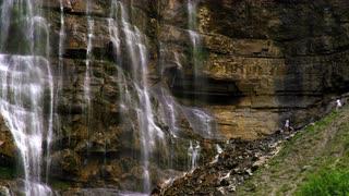 Bridal Veil Falls in Provo, Utah 8