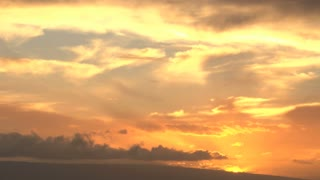 Bright Orange Sky 2