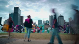 BRISBANE, AUSTRALIA - JUNE 30, 2016 : The Brisbane Sign