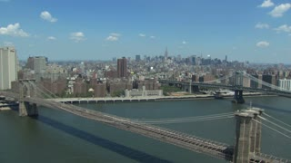 Brooklyn and Manhattan Bridge 2