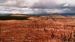 Bryce Canyon Cloud Timelapse