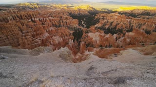 Bryce Canyon Sunset Landscape