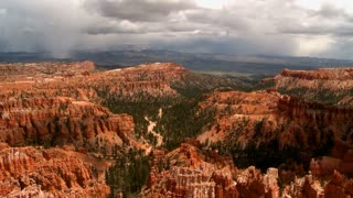 Bryce Cloud Shadows
