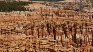 Bryce Rock Canyon Cloud Shadow Timelapse 2