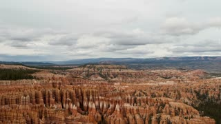 Bryce Rock Canyon Cloud Shadow Timelapse 4