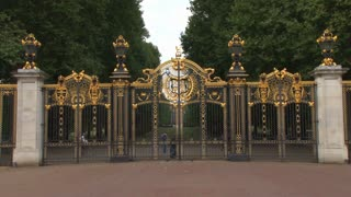 Buckingham Palace Front Gate
