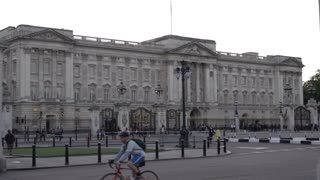 Buckingham Palace in the United Kingdom
