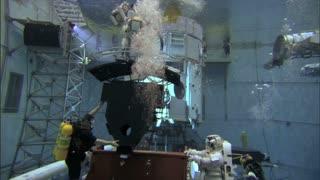 Building Module Underwater
