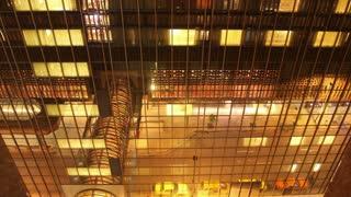 Building Window View