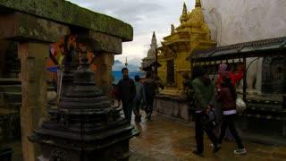 Buildings in Kathmandu, Nepal 3