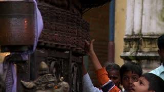 Buildings in Kathmandu, Nepal 4