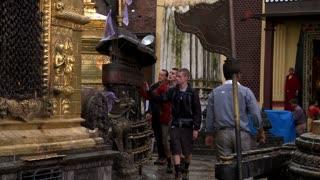 Buildings in Kathmandu, Nepal 5