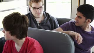 Bullying on School Bus