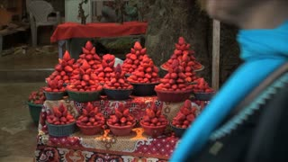 Buying Fresh Fruit In India