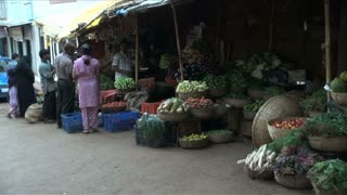 Buying Fresh Veggies In India