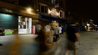 BuzzBomb Tatoo Parlor Timelapse Venice