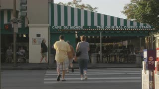 Cafe Du Monde, French Quarter New Orleans