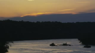 Calm Potomac River Evening