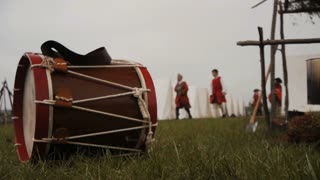 Camp and Drum 2