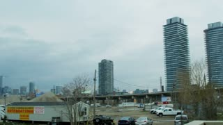 Canadian City Scape Pan