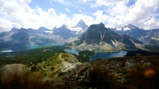 Canadian Rockies Banff and Mount Assiniboine Provincial Park