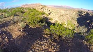 Canyon aerial flyover 2