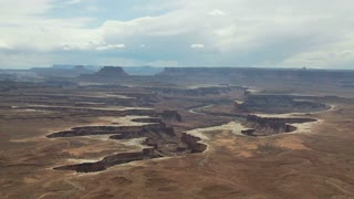 Canyon Lands Cloud Timelapse 2