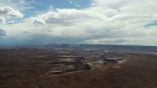 Canyon Lands Cloud Timelapse