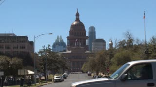 Capitol Building Downtown Austin