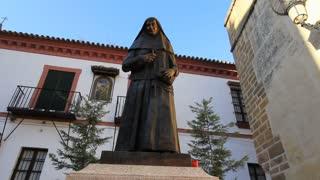 Carmona Nun Statue