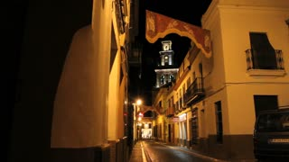 Carmona Street At Night