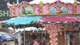 Carousel In Witner