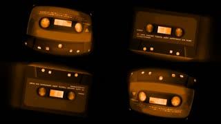 Cassette Fisheye Montage