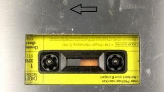 Cassette Rewinding