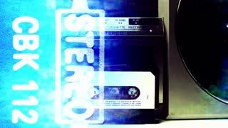 Cassette Stereo Overlay