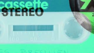Cassette Tape Montage