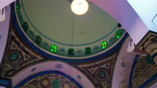 Ceiling Of Mosque 2