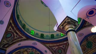 Ceiling Of Mosque 3