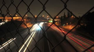 Chain Fence Highway