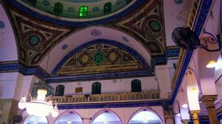 Chandelier In Mosque