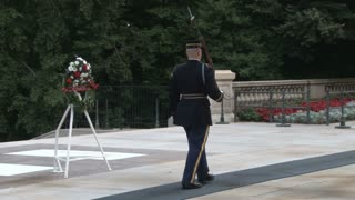 Changing of the Guard at the Tomb of the Unknowns 10