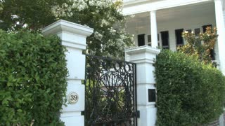 Charleston Home Gate
