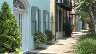 Charleston Homes Close Up