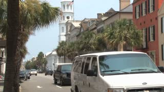 Charleston Street Traffic