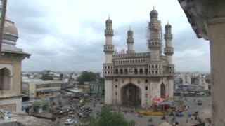 Charminar in Hyderabad India