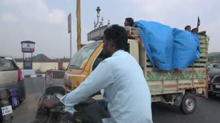 Chennai India Traffic